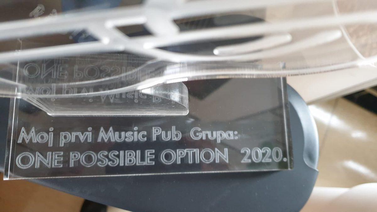 One Possible Option, Najbolji novi bend 2020.