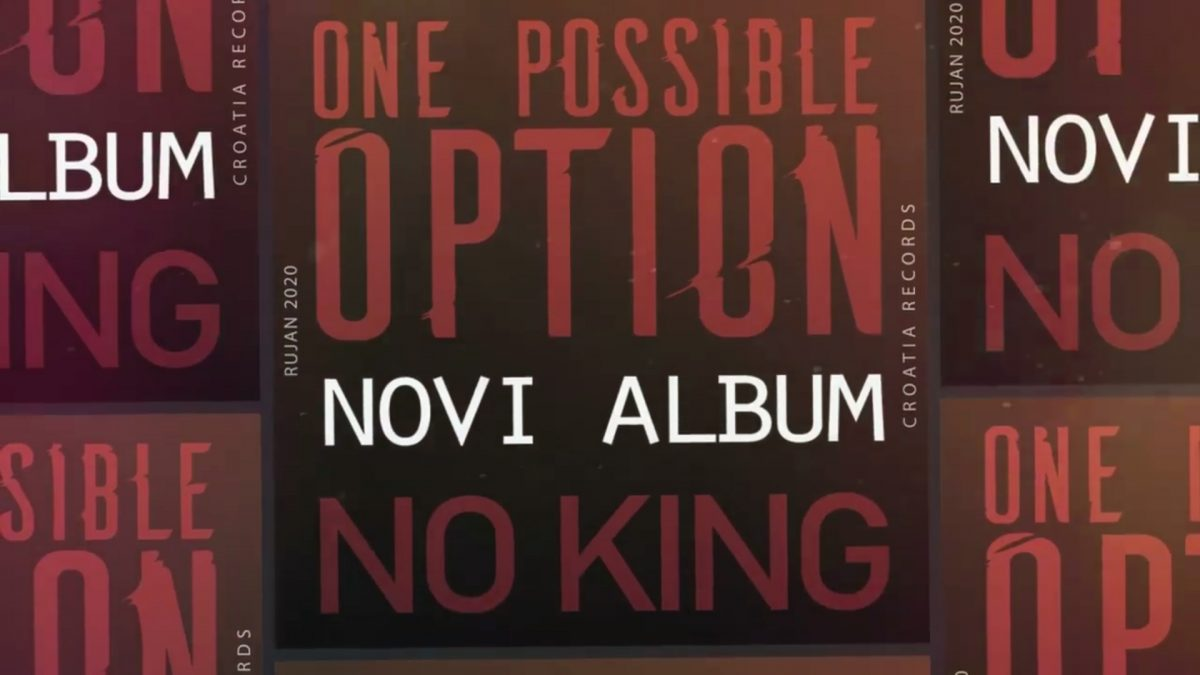 "One Possible Option, ""No King"" na Spotify-u!!!"