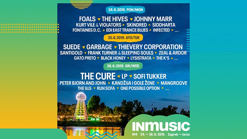 One Possible Option, INmusic festival 26.06.2019.